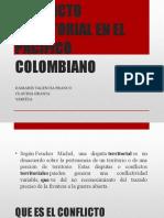 Conflicto Territorial en El Pacifico Colombiano Electiva General