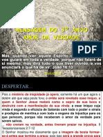 Mensagem Do 3 Anjo_Amor Da Verdade_04.05.19