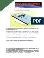 Info DMV2 Dermatron