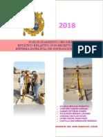 INF 4 - POSICIONAMIENTO GEODÉSICO ESTATICO RELATIVO CON RECEPTORES DEL SISTEMA SATELITAL.docx