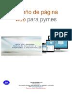 Diseño de Página Web Para Pymes