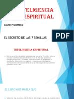 INTELIGENCIA ESPIRITUAL   DIAPOSITIVAS