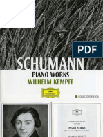 Schumann - Piano Works (Kempff)