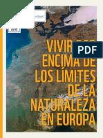 WWF y Global Footprint Network