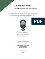 Guía de Laboratorio Punto de Fluidez v2