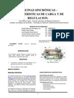 Informe Carga y Regulacion (Lab Maq 2) (1)