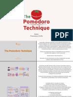 A Técnica Pomodoro eBook