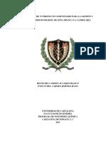 FORMULACIÓN DE UN PRprOYECTO DE GESTIÓN Y MANEJO DE RESIDUOS SÓLIDOS DE ZONA FRANCA LA CANDELARIA.pdf
