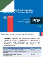 Decreto 67_evaluacion