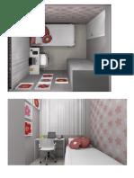 Projeto Quarto 2 - Invertido