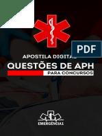 Apostila Atendimento Pré-Hospitalar Para Concursos 300 Questões