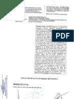 Prisión preventiva - Apelación Keiko Fujimori y Jaime Yoshiyama