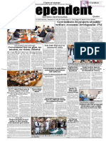 Daily Independent Quetta - 10 May 2019