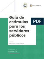 Guía de estímulos de los servidores públicos - Versión 1 - Septiembre de 2018.pdf