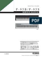 P-95 DIGITAL PIANO -Service Manual.pdf