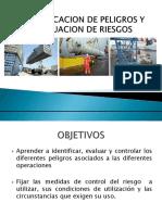 Presentacion Identificacion de Peligros 2012