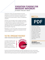 Movement Investment Project Immigration Refugee Rights Narrative