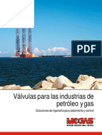 Brochure - Valves for Oil & Gas Industries (ES)..docx