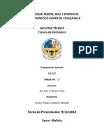 Alvarez Ardaya Cristhiams Eduardo Tarea 1