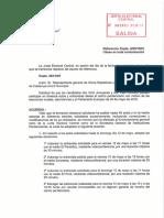 Resolució de la JEC a la petició d'ERC