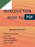 Roof Tiles BMCT