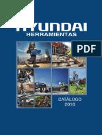 HYUNDAI Catalogo 2018