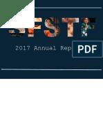 2017 SFSTF Annual Report