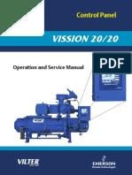 Emerson Air Compressor VISSION 20_20
