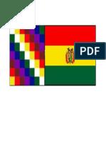 bandera boliviana