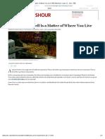Chinni.Freedman.2011.The Socio-Economic Significance of Food Deserts-1.pdf