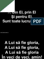 Canta Suflet Al Meu - E o Noua Zi - 10000 Motive