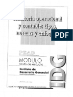 Auditoria Operacional y Contable