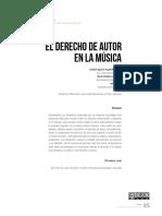 Música y Derecho