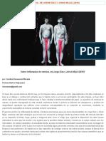 Carolina Benavente-sobre Inflamadas de Retórica, De Jorge Díaz y Johan Mijaíl (2016) _ Escáner Cultural
