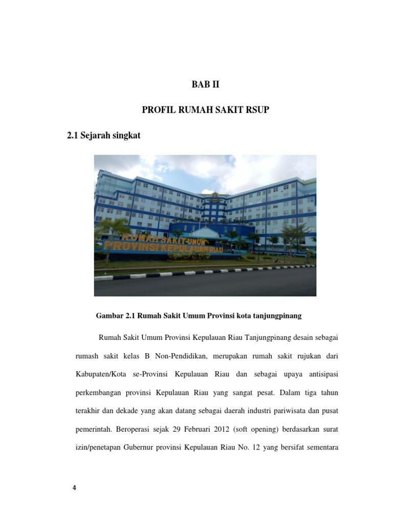 470+ Gambar Rumah Sakit Provinsi Tanjung Pinang HD