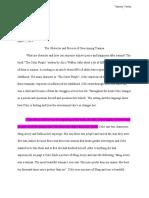 tammy tellez -  literary theory essay