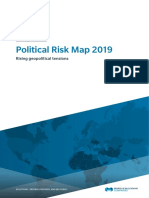 Political Risk Map 2019