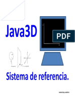 Curso Java 3D Módulo 04 04-SistemadeReferenciaJava3D