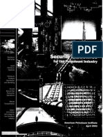 Api - Security Guidelines Fro The Petroleum Industry.pdf