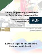 Congreso Internacional de Petroleo