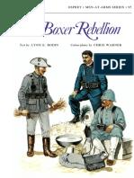 Osprey - Men at Arms 095 - The Boxer Rebellion (OCR).pdf