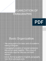 THE ORGANIZATION OF PARAGRAPHS.pdf