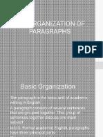 THE ORGANIZATION OF PARAGRAPHS.pdf