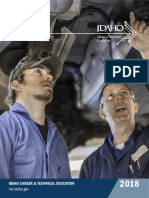 2018 Idaho CTE Annual Report