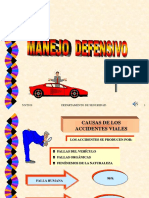 Manejo Defensivo__