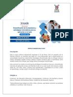 Información Seminario Diversificación (2)
