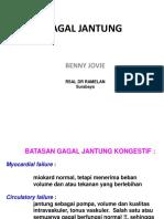 Dr. Benny - Gagal Jantung