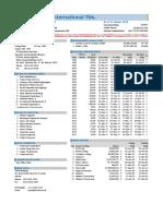 Laporan Keuangan ASSI