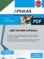 Capsulas y Fraccionamiento de Dosis Farmacia Galenica
