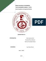 Informe. Determinacion de La Velocidad de Corrosion Mediante El Metodo Gravimetrico - Listo